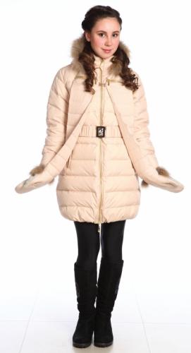 7. Пальто пуховое для девочки,  LBeige.PNG
