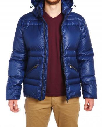 Куртка мужская пуховая короткая 15507 Night Sky.jpg